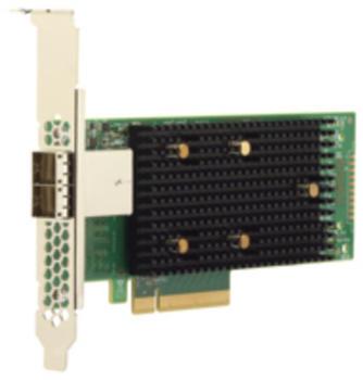 Broadcom PCIe SAS III (9400-8e)