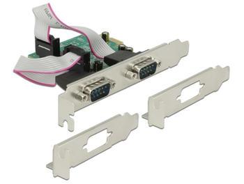 DeLock PCIe Seriell (89641)