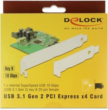 DeLock PCIe USB 3.1 (89801)