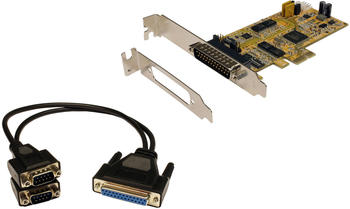 Exsys PCIe Seriell (EX-45362IS)