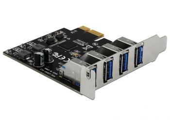 DeLock PCIe USB 3.0 (90304)