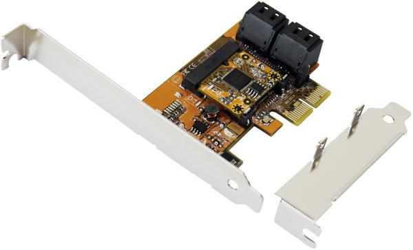 Exsys PCIe SATA III (EX-3517)