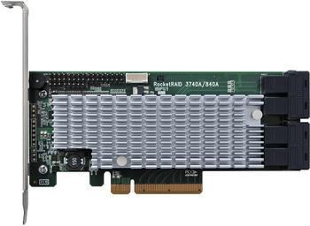 HighPoint PCIe SAS III (RocketRAID 3740A)