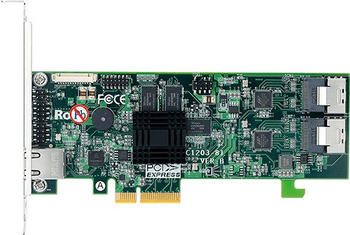 Areca PCIe SAS II (ARC-1203-8I)