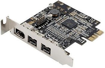 Syba PCIe FireWire 400/800 (SD-PEX30009)