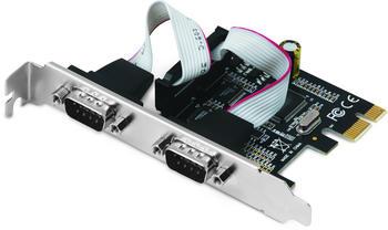 I-Tec PCIe Seriell (PCE2S)