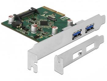 DeLock PCIe > USB 3.2 Gen2 (90298)