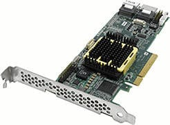 Adaptec PCIe SAS I (RAID 5805)