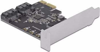 DeLock PCIe SATA III (90431)