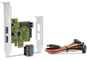 HP PCIe USB 3.0 (QT587AA)