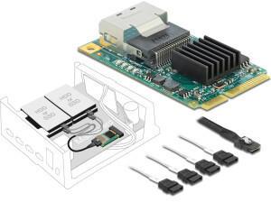 Delock DeLock Mini PCIe > SATA III (95000)
