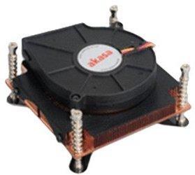 Akasa 1U Cooler for Intel LGA1366 (AK-CC064)