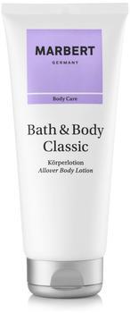 Marbert Bath & Body Classic Körperlotion (200ml)