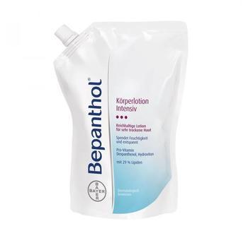 Bayer Bepanthol Intensiv Körperlotion Nachfüllbeutel (400ml)