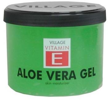 Village Vitamin E Body Gel Aloe Vera (500ml)