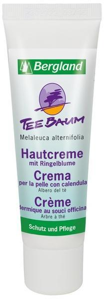 Bergland Teebaum Hautcreme m. Ringelblume (50ml)