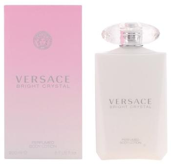Versace Bright Crystal Body Lotion (200ml)
