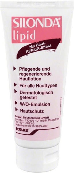Ecolab Silonda Lipid Lotion