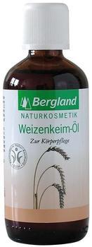 Bergland Weizenkeim-Öl (100ml)