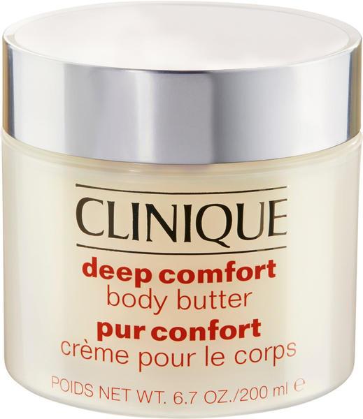 Clinique Deep Comfort Body Butter (200ml)