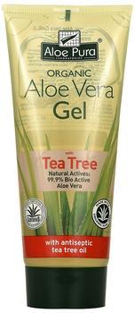 Aloe Pura Aloe Vera Gel with Tea Tree (200ml)