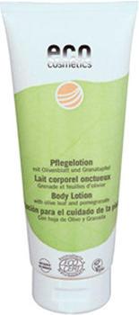 Eco Cosmetics Pflegelotion Olivenblatt Granatapfel (200ml)