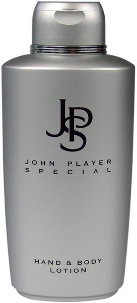 John Player Special Silver Hand & Body Lotion (500ml)