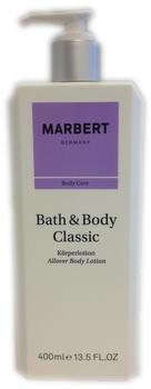Marbert Bath & Body Classic Körperlotion (400ml)