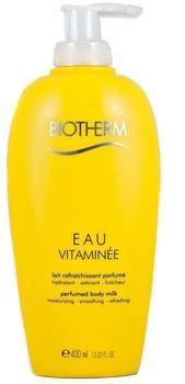 Biotherm Eau Vitaminee Erfischende Körpermilch (400ml)