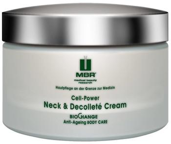 MBR Medical Beauty Cell-Power Neck & Decolleté Cream (200ml)