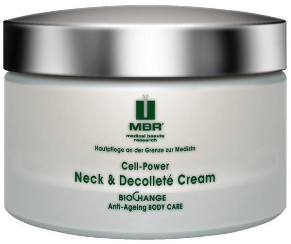 MBR Medical Beauty Cell-Power Neck & Decolleté Cream (200ml)