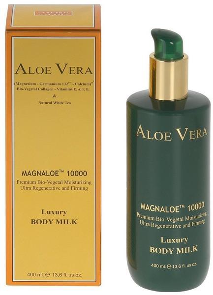 Canarias Aloe Vera Magnaloe 10000 Luxuriöse Body Milk (400ml)