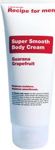 Recipe for Men Super Smooth Body Cream (200ml)