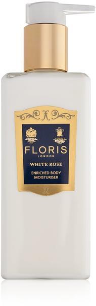 Floris White Rose Enriched Body Moisturiser (250ml)