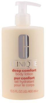 Clinique Deep Comfort Body Lotion (400ml)
