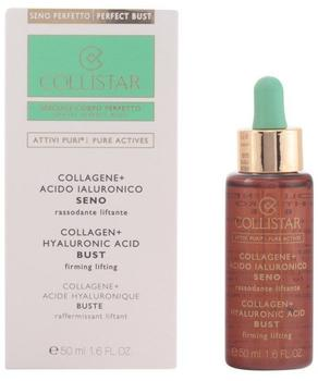 Collistar Pure Actives Collagen + Hyaluronic Acid Bust firming lifting (50ml)