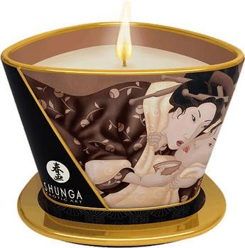 Shunga Massage Candle Intoxicating Chocolate (170g)
