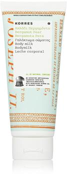 Korres Bergamot Pear Body Milk (200ml)