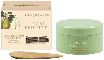 L'Erbolario Fruity Woods Body Cream (250ml)