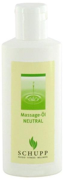 Schupp Massageöl Neutral (200ml)