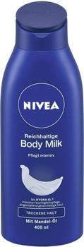 Nivea Body Reichhaltige Body Milk (400ml)