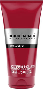 Bruno Banani Womans Best Bodylotion (150ml)