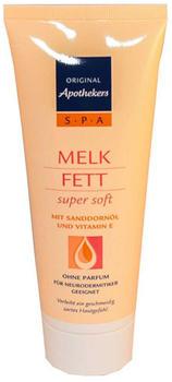 Avita Original Apothekers Melkfett Super Soft (200ml)