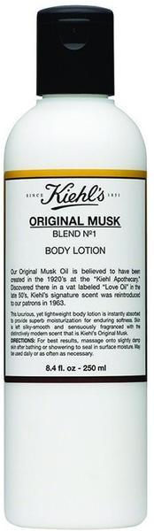 Kiehl's Musk Lotion (250ml)