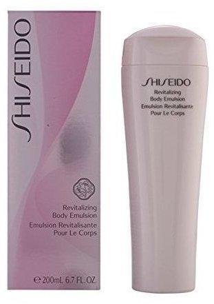 Shiseido Global Body Care Revitalizing Body Emulsion (200ml)