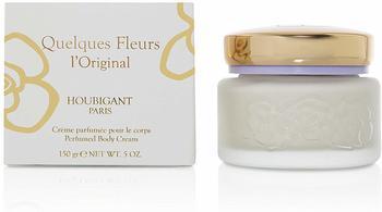 Houbigant Quelques Fleurs L'Original Body Cream (150ml)