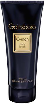 Gainsborough Beds G-man Body Lotion (200ml)