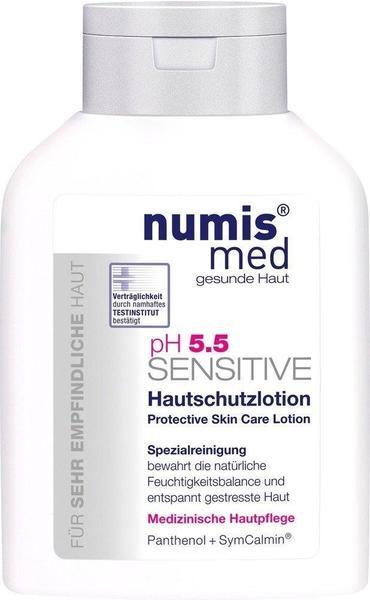 Numis med pH 5,5 Sensitive Hautschutzlotion (200ml)
