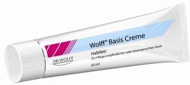 Dr. August Wolff Basiscreme Halbfett (50ml)