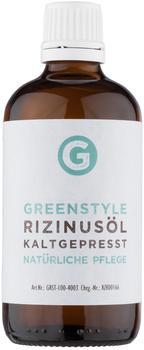 Greenmade Rizinusöl kaltgepresst (100ml)